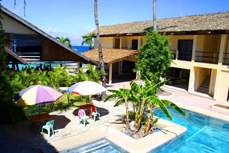 Lalaguna Beach Club Dive Centre Puerto Galera Mindoro Philippines