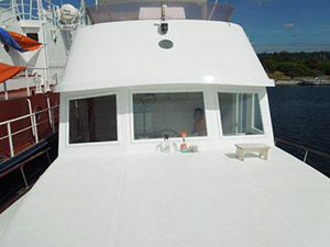Flybridge Cruiser for sale