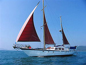 charter yacht For Sale