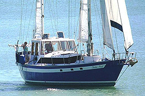Cruising Ketch For Sale