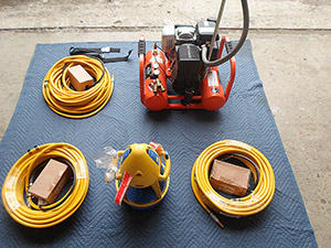 hookamax diving set for sale