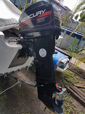 Mercury 25HP outboard motor For Sale