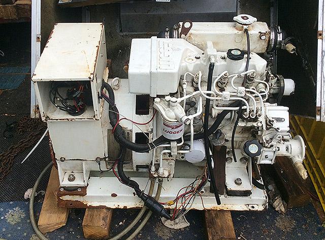 Westerbeke Generator Wiring Diagram Sal on
