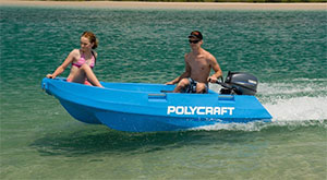 Polycraft Tuff Tender for sale subic bay