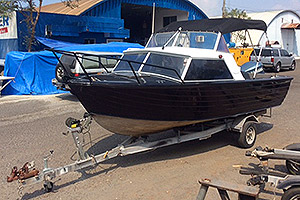 Stacer speed boat for sale