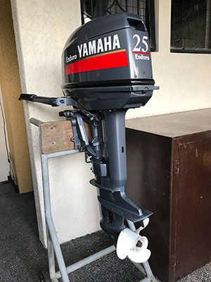 Yamaha 25HP outboard motor For Sale