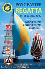 easter regatta 2017 poster