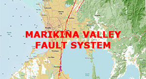 Earthquake Philippines Today Tsunami Warnings Marikina Fault
